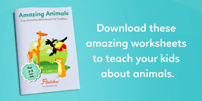 Amazing Animals Worksheet For Toddlers Free Download – Amazing Worksheets