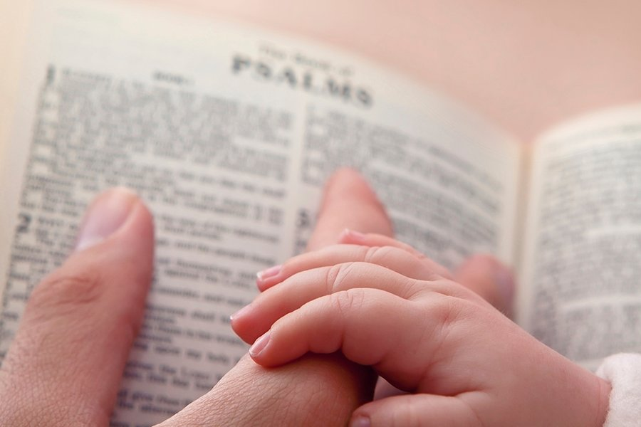 193520788aa41456780424 Parent Child Bible Hand